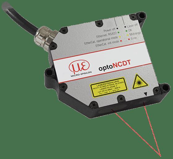 rendimiento sensores de triangulacion laser, Nuevos estándares de rendimiento para los sensores de triangulación laser