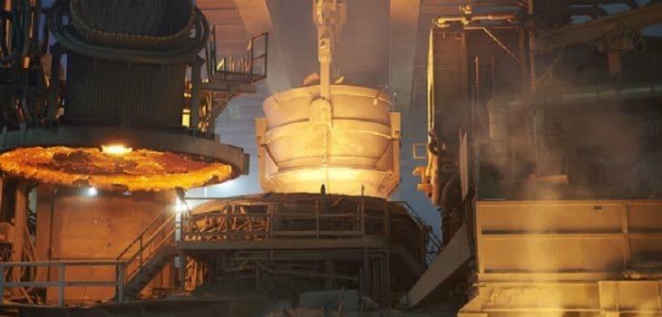 camaras para hornos, Cámaras para hornos en el sector metalúrgico
