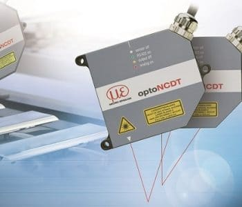 optoNCDT 1750DR, Nuevo sensor de triangulación láser optoNCDT 1750DR   Ideal para superficies reflectantes