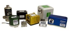 aplicaciones inclinómetros, Aplicaciones de Medición y Control – Inclinómetros