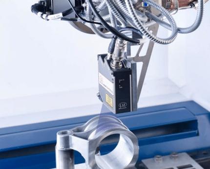 medición por coordenadas, Control de trayectoria en automatización de soldaduras